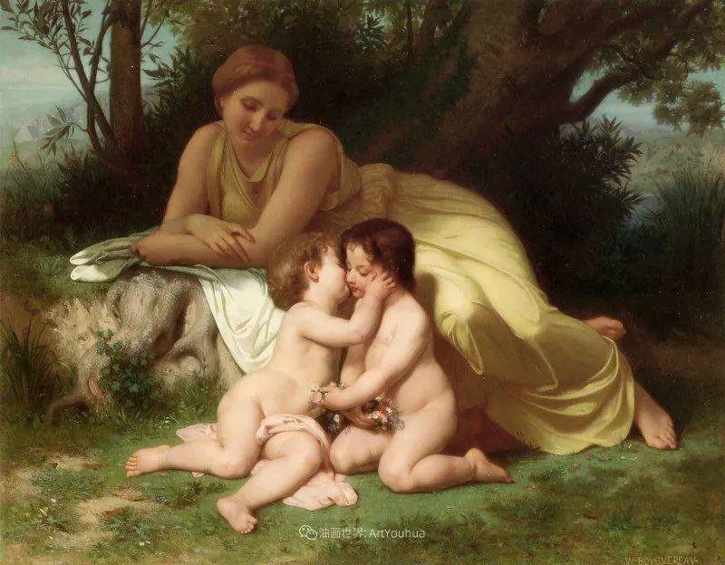 母爱篇,古典主义巨匠布格罗(中)插图11