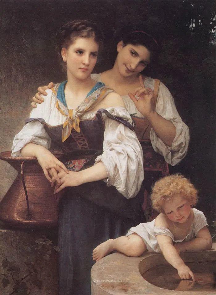 母爱篇,古典主义巨匠布格罗(中)插图25