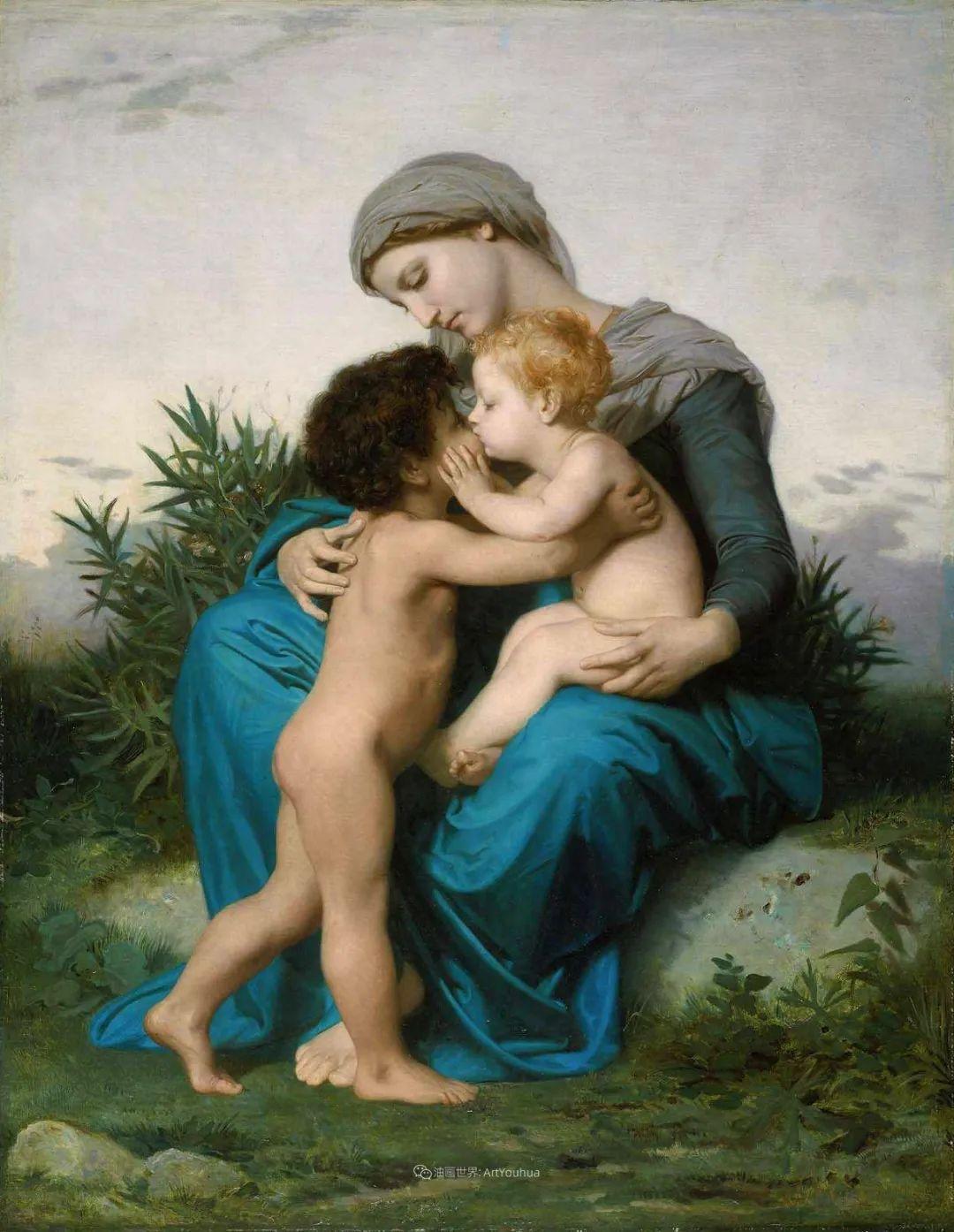 母爱篇,古典主义巨匠布格罗(中)插图53