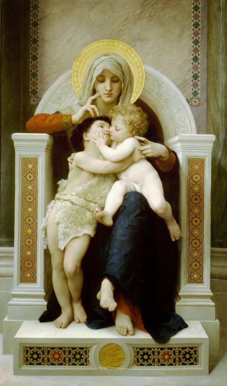母爱篇,古典主义巨匠布格罗(中)插图65