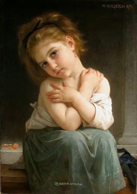 儿童篇,古典主义巨匠布格罗(下)插图11
