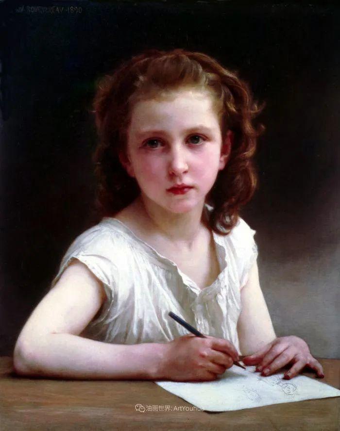 儿童篇,古典主义巨匠布格罗(下)插图21