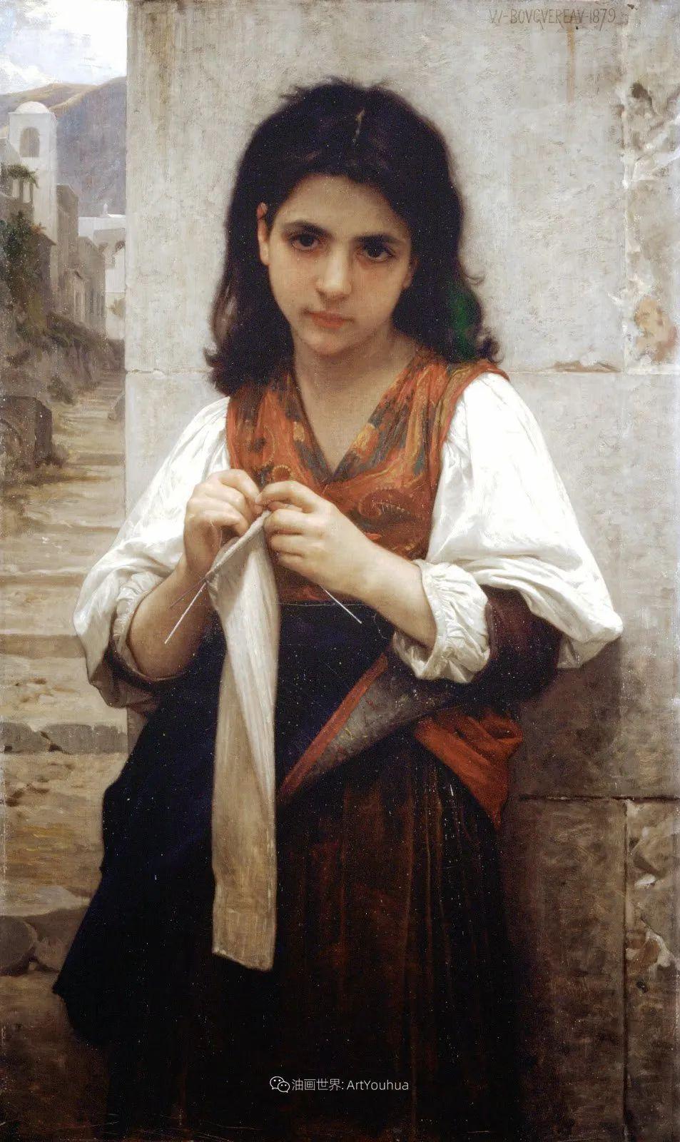 儿童篇,古典主义巨匠布格罗(下)插图33