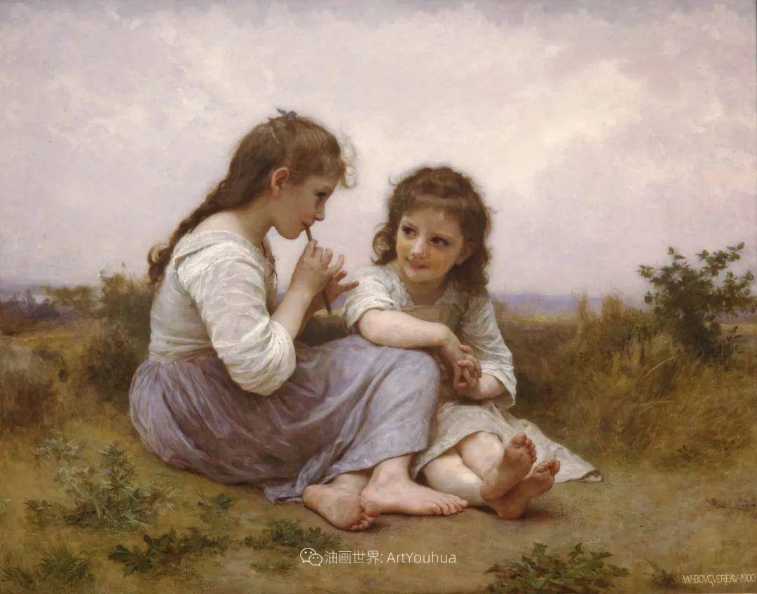 儿童篇,古典主义巨匠布格罗(下)插图49