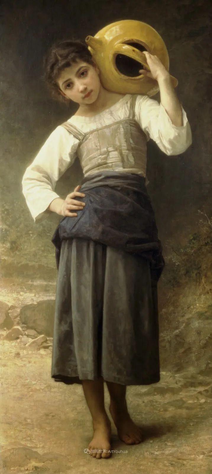 儿童篇,古典主义巨匠布格罗(下)插图79