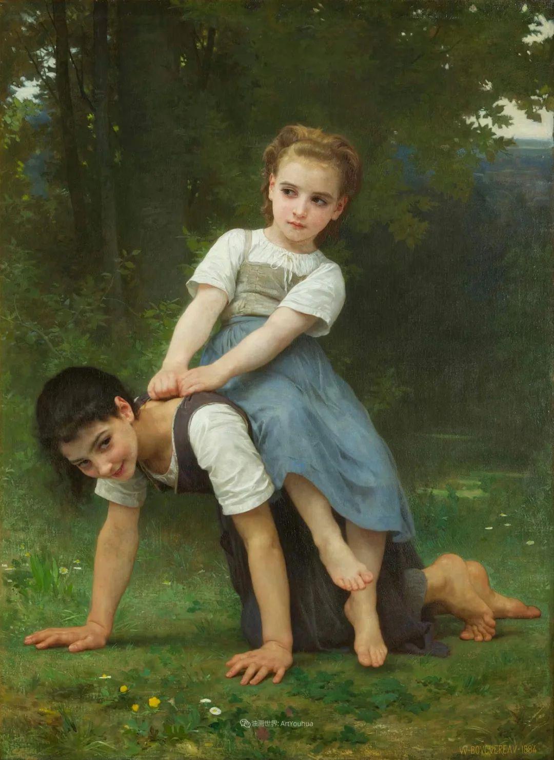 儿童篇,古典主义巨匠布格罗(下)插图103