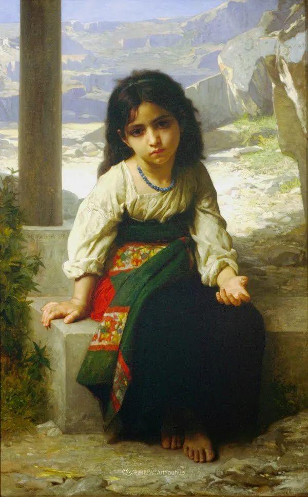 儿童篇,古典主义巨匠布格罗(下)插图107
