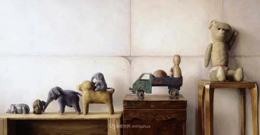 日本现代具象主义画家石田淳一插图31