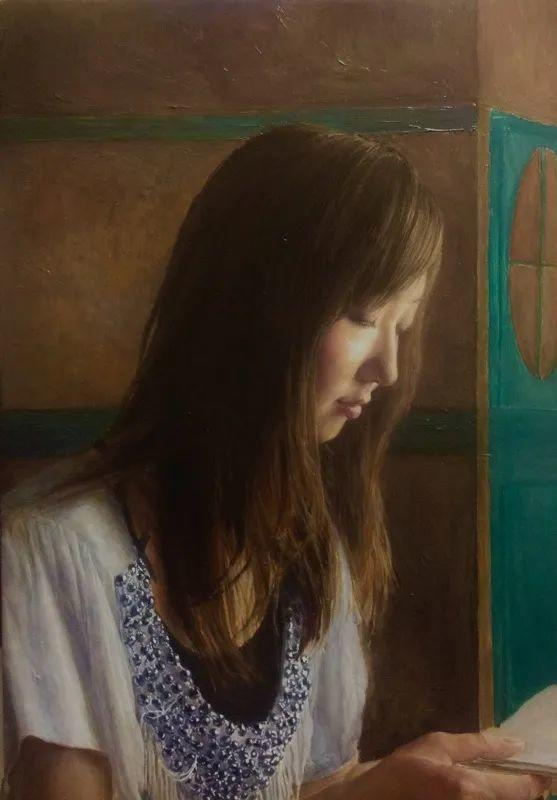日本现代具象主义画家石田淳一插图60