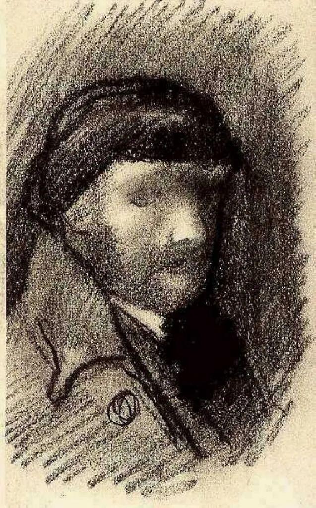 梵高41幅自画像,最后一幅看着看着就哭了插图60