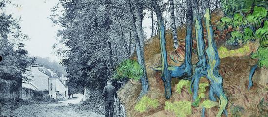 梵高逝世130周年,遗作创作地终现身插图5