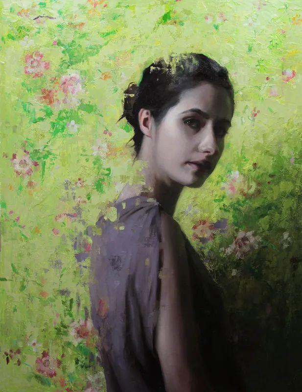 审美情愫,美国女画家米娅·伯杰龙插图3
