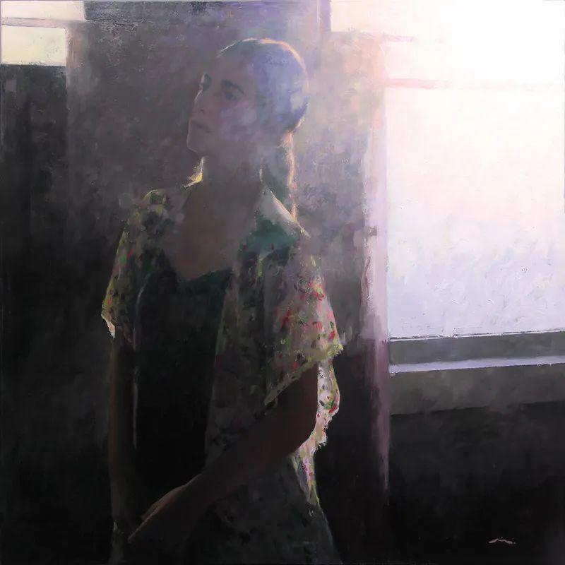 审美情愫,美国女画家米娅·伯杰龙插图5