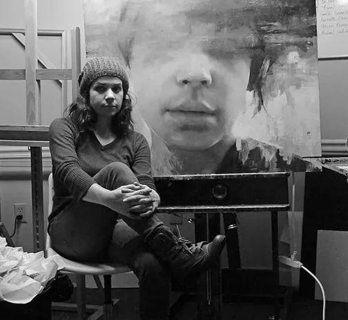 审美情愫,美国女画家米娅·伯杰龙插图7