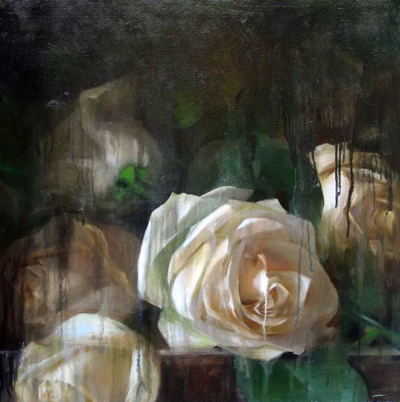 审美情愫,美国女画家米娅·伯杰龙插图13