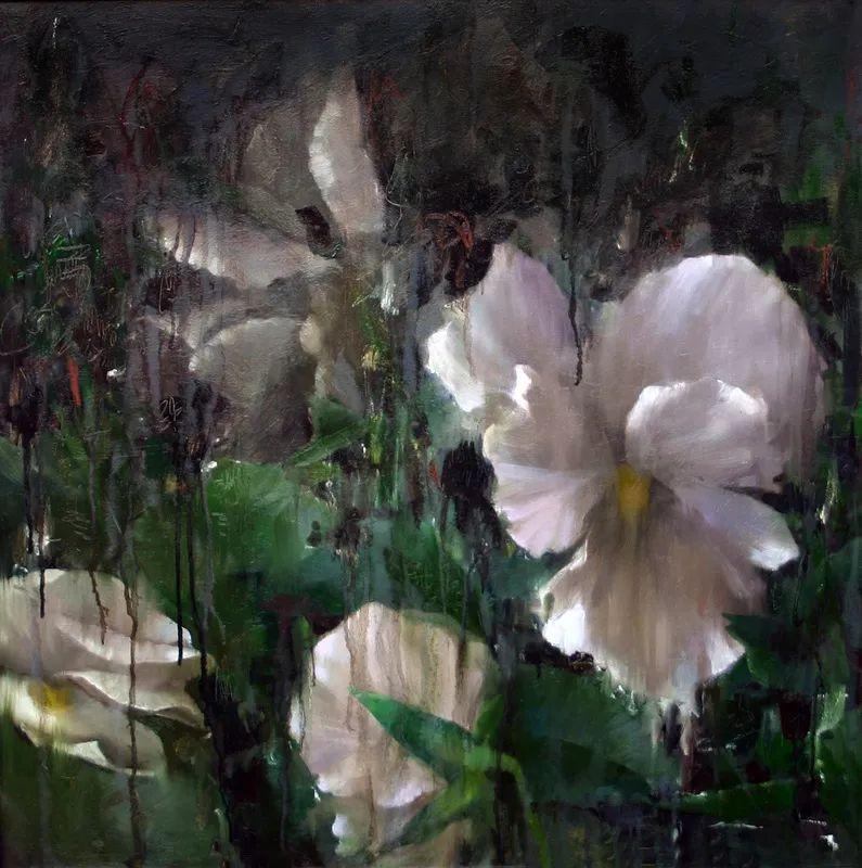 审美情愫,美国女画家米娅·伯杰龙插图15
