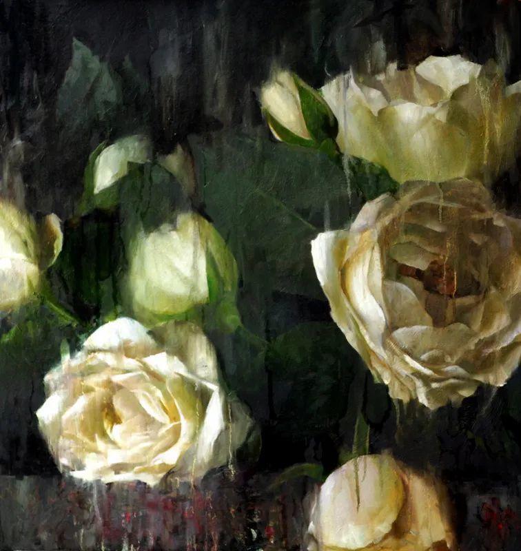 审美情愫,美国女画家米娅·伯杰龙插图17