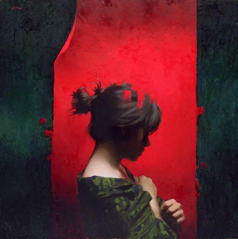 审美情愫,美国女画家米娅·伯杰龙插图21