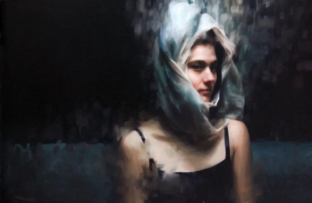 审美情愫,美国女画家米娅·伯杰龙插图23