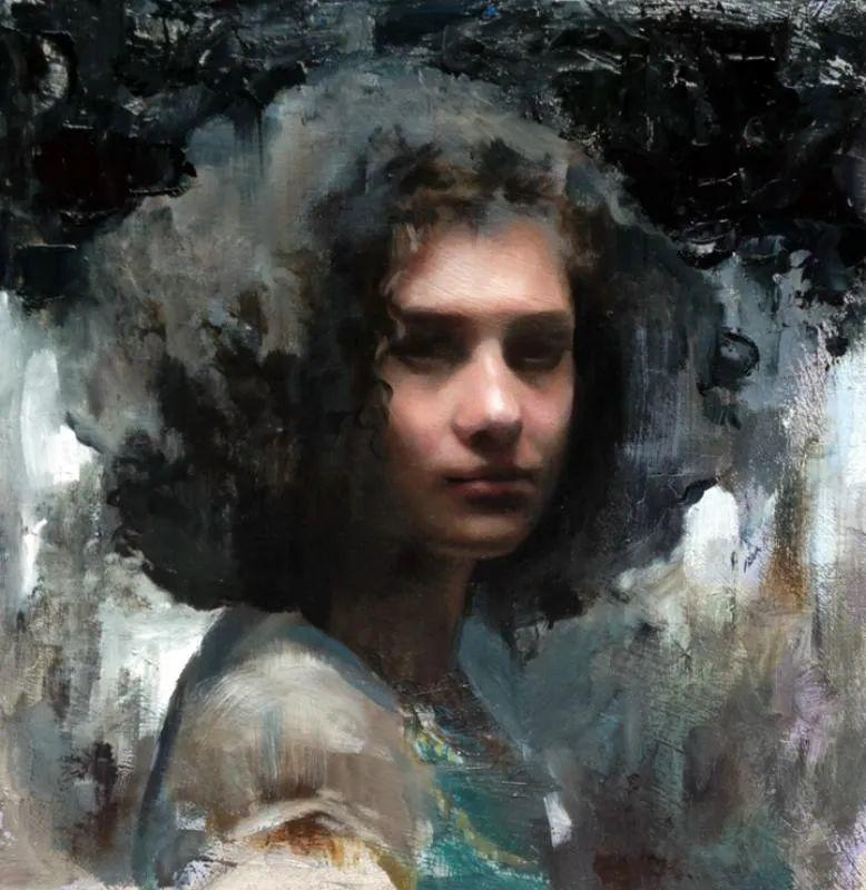 审美情愫,美国女画家米娅·伯杰龙插图25