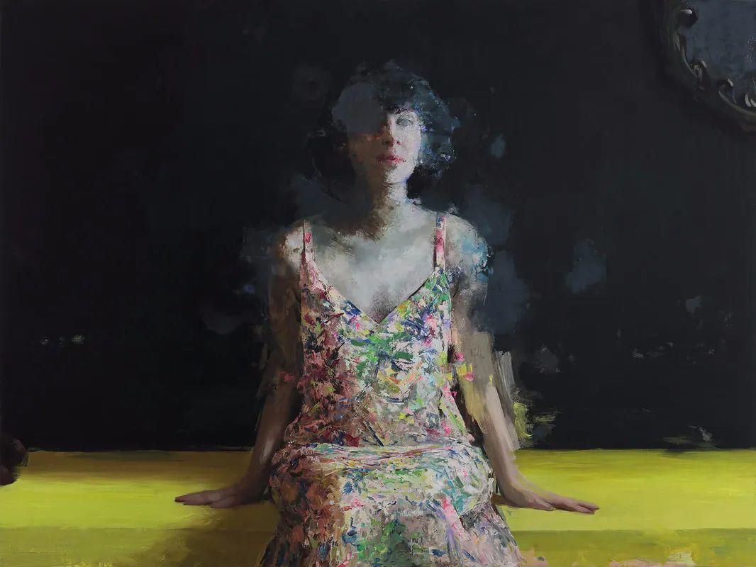 审美情愫,美国女画家米娅·伯杰龙插图31