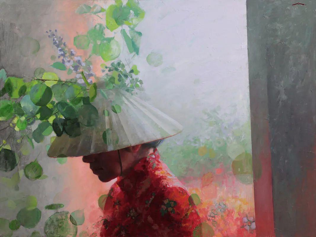 审美情愫,美国女画家米娅·伯杰龙插图33