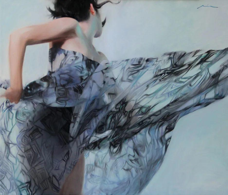 审美情愫,美国女画家米娅·伯杰龙插图37