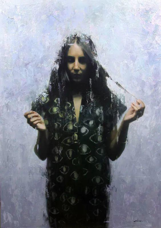 审美情愫,美国女画家米娅·伯杰龙插图41