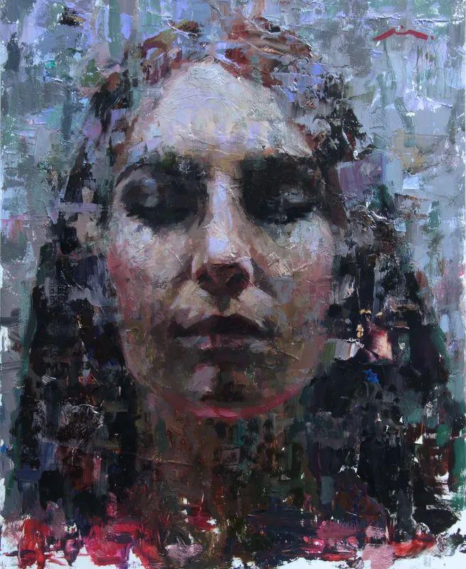 审美情愫,美国女画家米娅·伯杰龙插图43