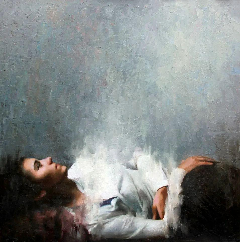 审美情愫,美国女画家米娅·伯杰龙插图51