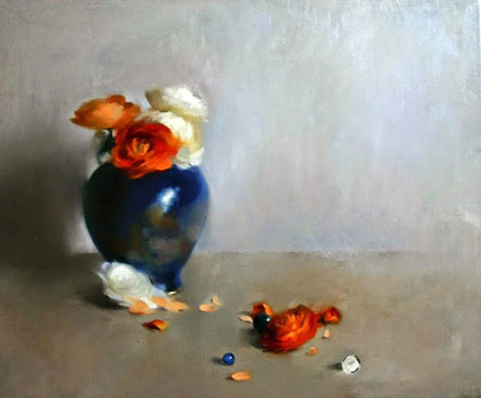 审美情愫,美国女画家米娅·伯杰龙插图53