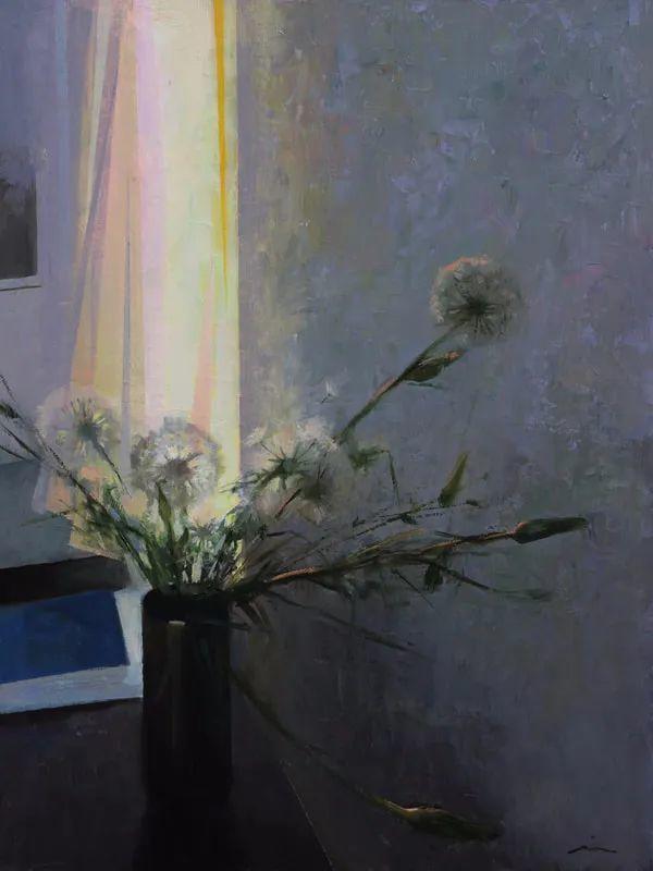 审美情愫,美国女画家米娅·伯杰龙插图59