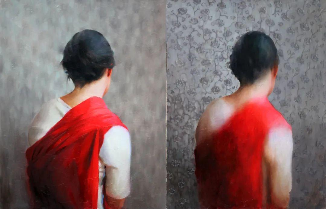 审美情愫,美国女画家米娅·伯杰龙插图65