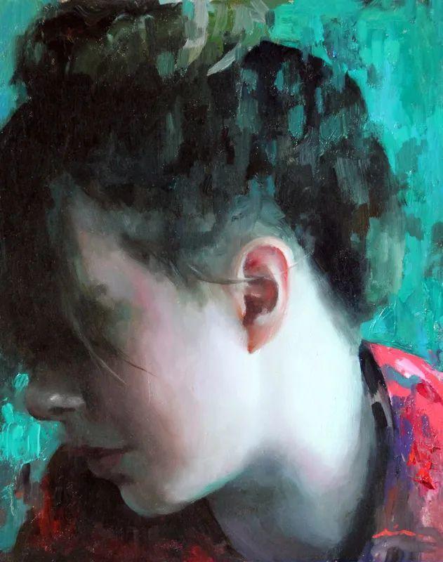 审美情愫,美国女画家米娅·伯杰龙插图77