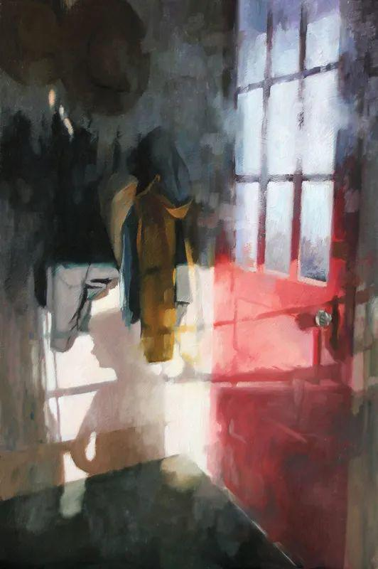 审美情愫,美国女画家米娅·伯杰龙插图83