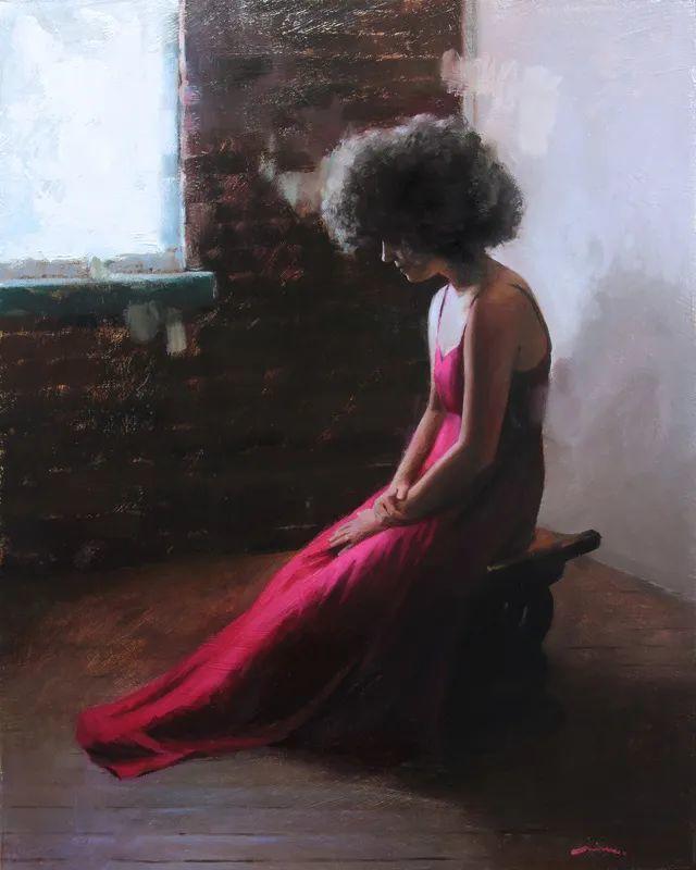 审美情愫,美国女画家米娅·伯杰龙插图91