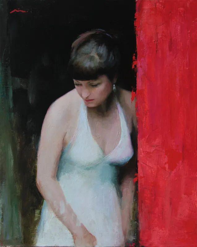 审美情愫,美国女画家米娅·伯杰龙插图93
