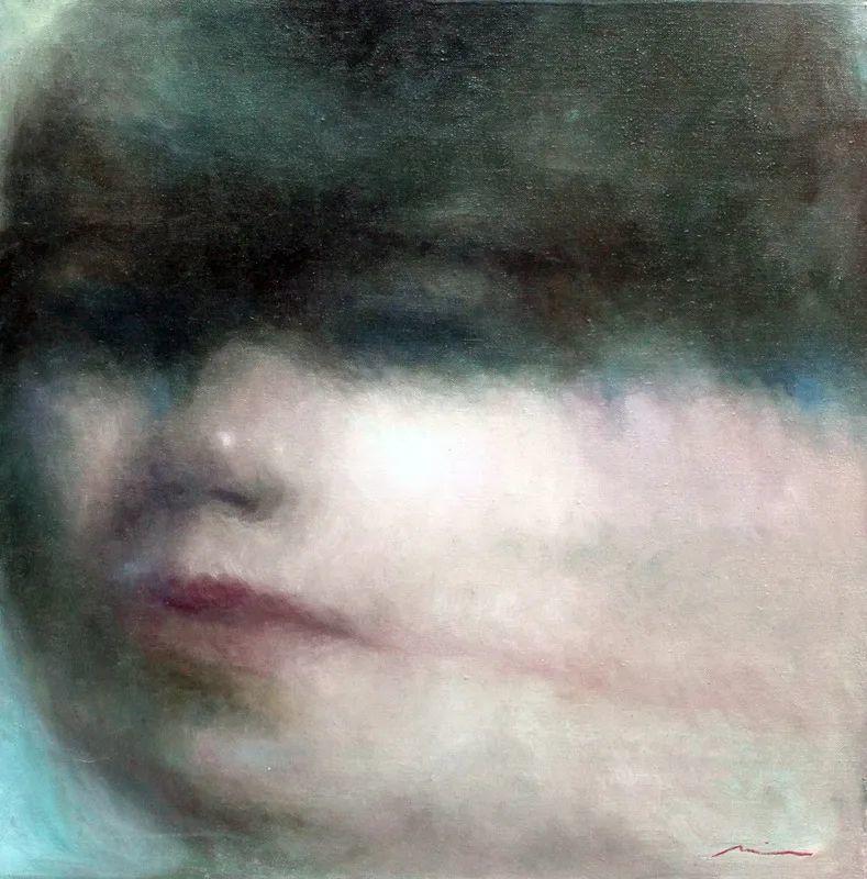 审美情愫,美国女画家米娅·伯杰龙插图95