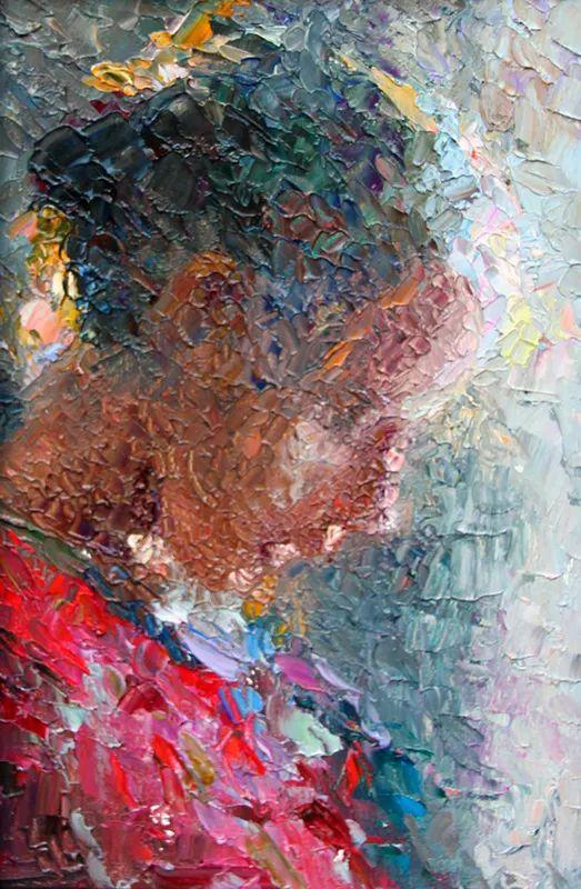 审美情愫,美国女画家米娅·伯杰龙插图99