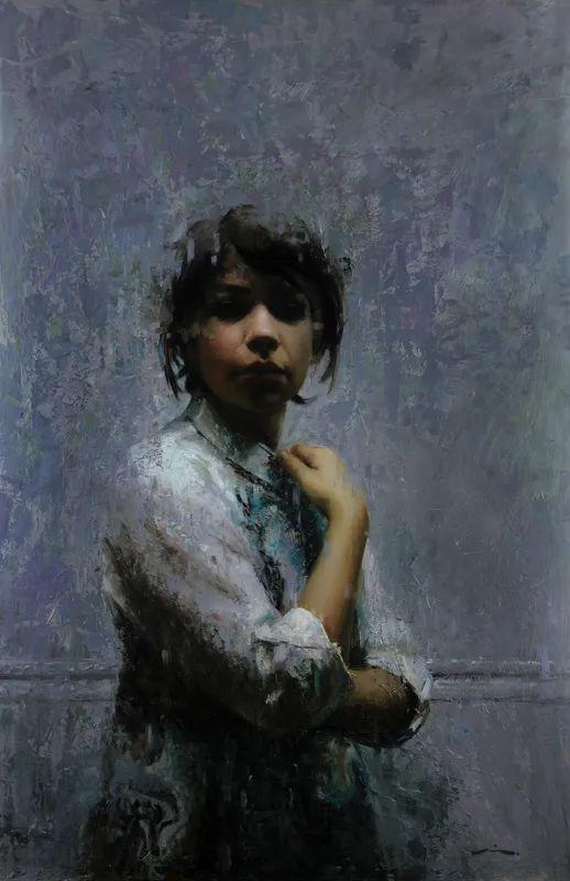 审美情愫,美国女画家米娅·伯杰龙插图109