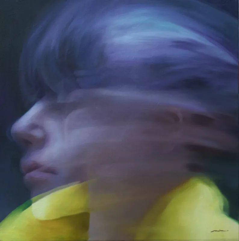 审美情愫,美国女画家米娅·伯杰龙插图123
