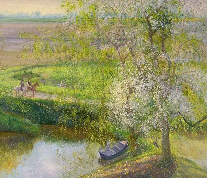 盛开的花园景色,色彩斑斓的风景!插图59