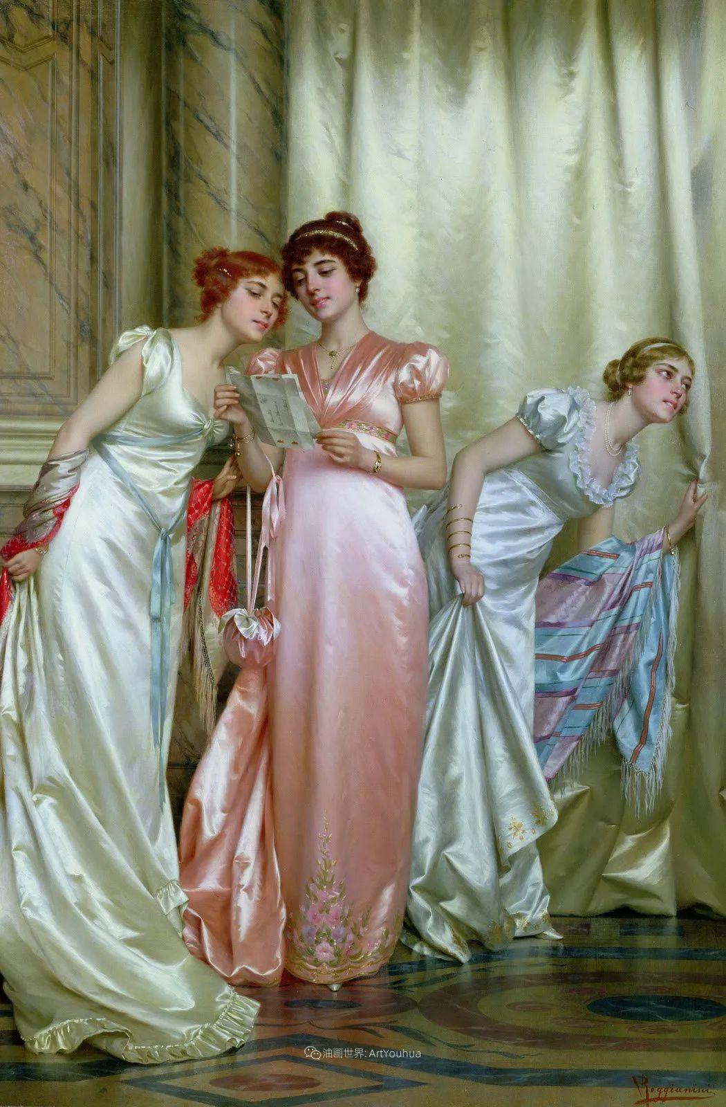 充斥着浪漫音符的贵族生活,衣服质感太强了!插图1