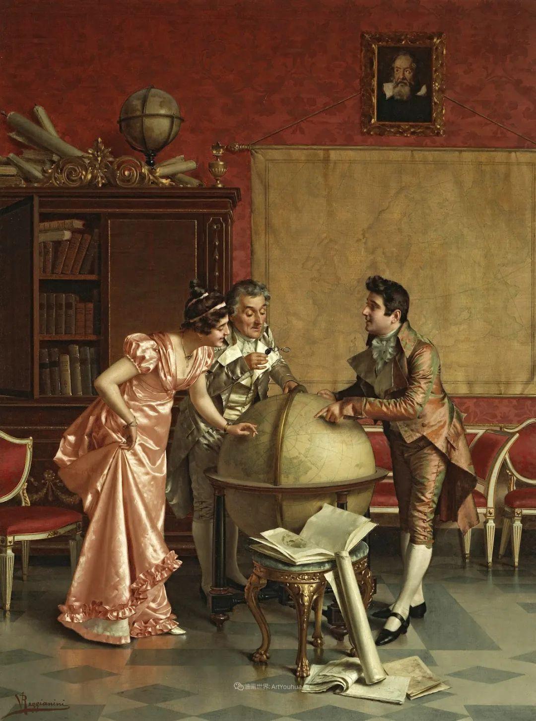 充斥着浪漫音符的贵族生活,衣服质感太强了!插图39