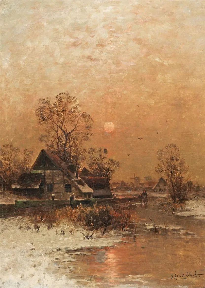 冬天里宁静的光,浪漫而温暖!插图7