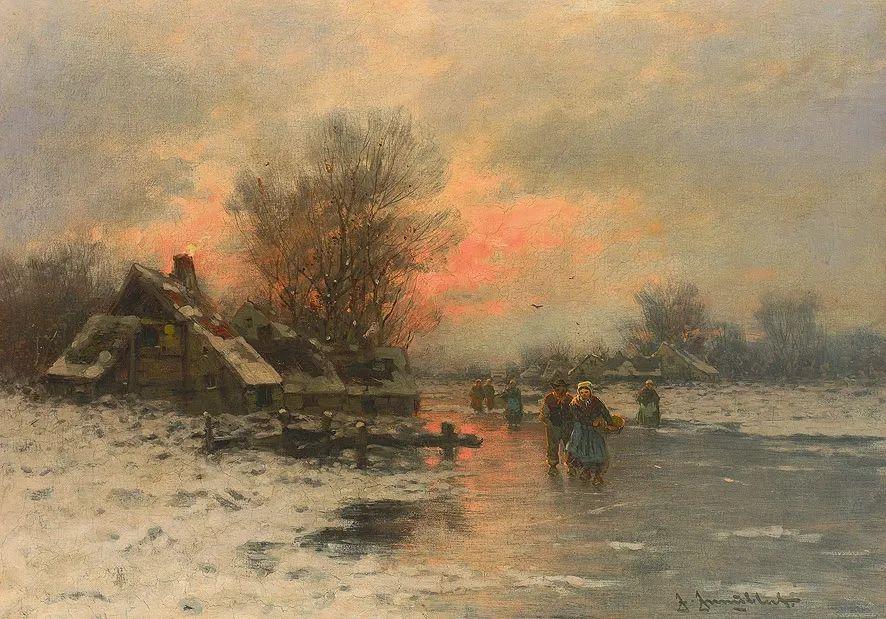 冬天里宁静的光,浪漫而温暖!插图17