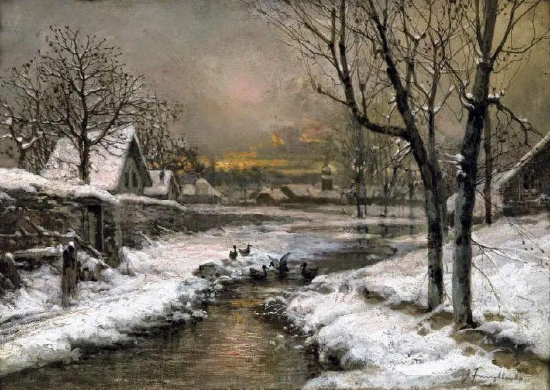 冬天里宁静的光,浪漫而温暖!插图19