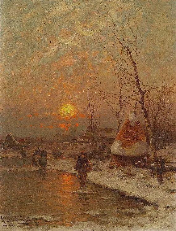 冬天里宁静的光,浪漫而温暖!插图63