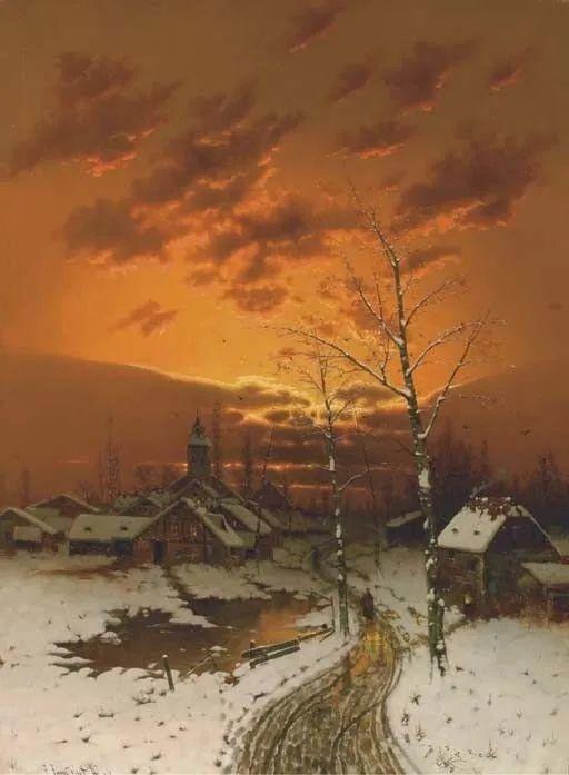 冬天里宁静的光,浪漫而温暖!插图93