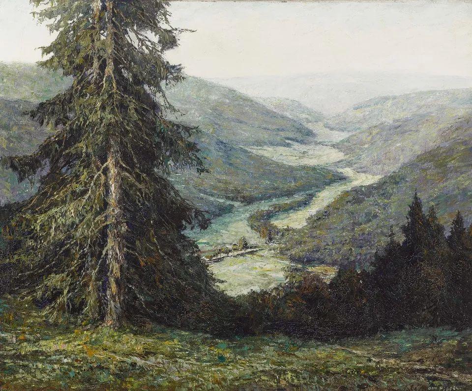 德国印象派画家奥托·皮佩尔插图19